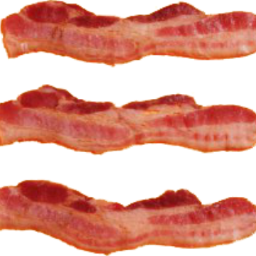 Horizontal Bacon